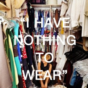 Nothing-to-wear-